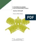 Pre y Post Procesadores Para El Calculo de Estructuras_F.munoz i J.maristany_Julio 1999