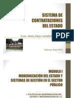 Contrataciones Huanuco