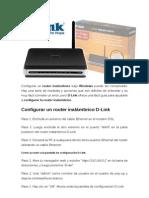 Configurar un router inalámbrico bajo Windows puede ser complicado