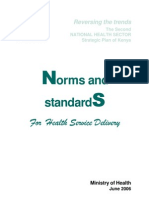Norms & Standards Guide