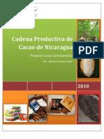 Cacao Cadena Productiva Nicaragua