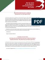 Boletín de Noticias RSMLAC_27.05.13
