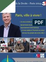 Tract Franck Paris2014
