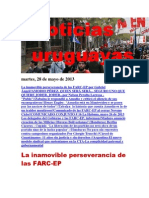 Noticias Uruguayas Martes 28 de Mayo Del 2013