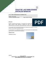 Aprendizaje de Las Hhss Bc3a1sicas en Infantil y Primaria