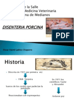 Expo Disenteria Porcina