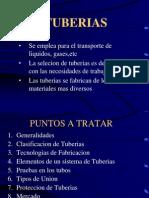 Tipos y Clases de Tuberias