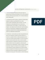 22- Frigerio-Elementos para la comprensión del Diagnóstico InstitucionalPresentation Transcript