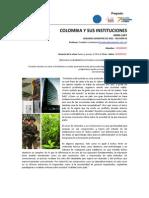 Colombia y Sus Instituciones - sección 3 - Luis Franklin Combariza  - 201220