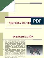 SISTEMA DE TUBERÍAS