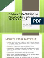 Diapositivas de Criminalistica Terminado