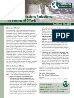 Counterfeit Emissions Reductions