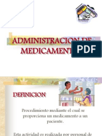 Admon de Med Parenterales