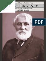 [Harold Bloom] Ivan Turgenev (Bloom's Modern criticism