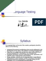 Language Testing (Leeds)1