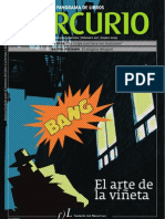 Revista Mercurio n107 Comic Lit