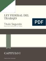 Ley Federal Del Trabajo