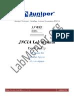 Jncia Lab Guide
