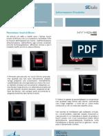 My home Bticino Firmware scrrensaver personalizzato