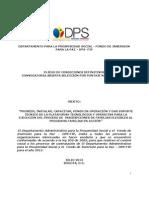 1.- Pliegos Definitivos Conv 004