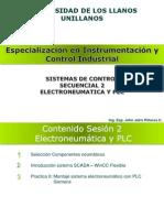 Sesion 2 - Seleccion Electroneumatica y PLC