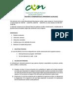 Bienestar-Protocolo Atencion Emergencias-Primeros Auxilios