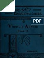 Aeneid Book Virgil 02 Virg u of t