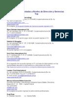 Guía de consultoras 2008 LinkedIn.doc