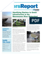 Rivers Report Spring 2013
