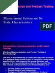 Third LectSATACTIC CHARACTORSTICS OF INSTRUMENT SYSTEM
