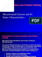 Third LectSATACTIC CHARACTORSTICS OF INSTRUMENT SYSTEM