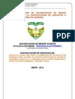 Base de Pto Bermudez - Chiquito