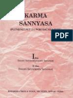 Karma Sannyasa I - Svami Satjananda Sarasvati