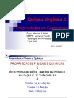 Quimica - Organica I des