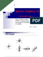 Quimica - Organica II Aroma Ti Cos