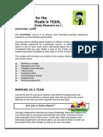Study Skills CertTESOL (2)