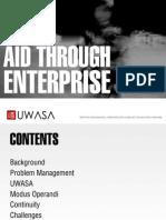 UWASA presentation slides