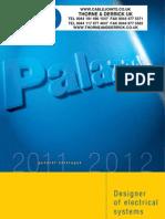Palazzoli Plugs & Sockets Installation