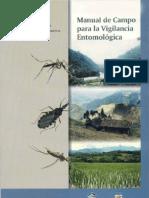 Libro vigilancia entomológica