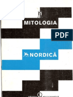 Elena-Maria Morogan - Mitologia Nordica