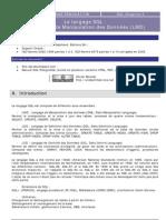 Ch.3.SQL Le Langage SQL Lmd