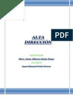 Temas de Alta Direccion