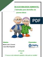 Cartilha Para Acessibilidade Ambiental (Emmel e Paganelli - 2013)
