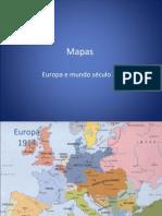 Apresentação Mapas