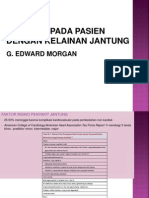 Anesthesia for Paitents With Cvd Ratu Lewi