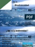 La Perdida de La Biodiversidad
