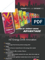 fastest growing energy drink brand in US
