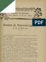 Reclams de Biarn e Gascounhe. - Octoubre 1911- N°10 (15e Anade)