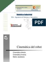 Cinematica Del Robot