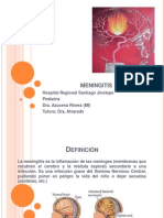 Clase de Meningitis HRSJ